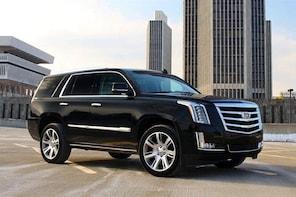Departure Private Transfers from Dallas to Dallas Airport DFW in Luxury SUV