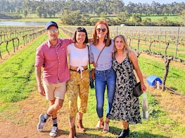 Margaret River Wine & Beer Tour (from Dunsborough/Busselton)