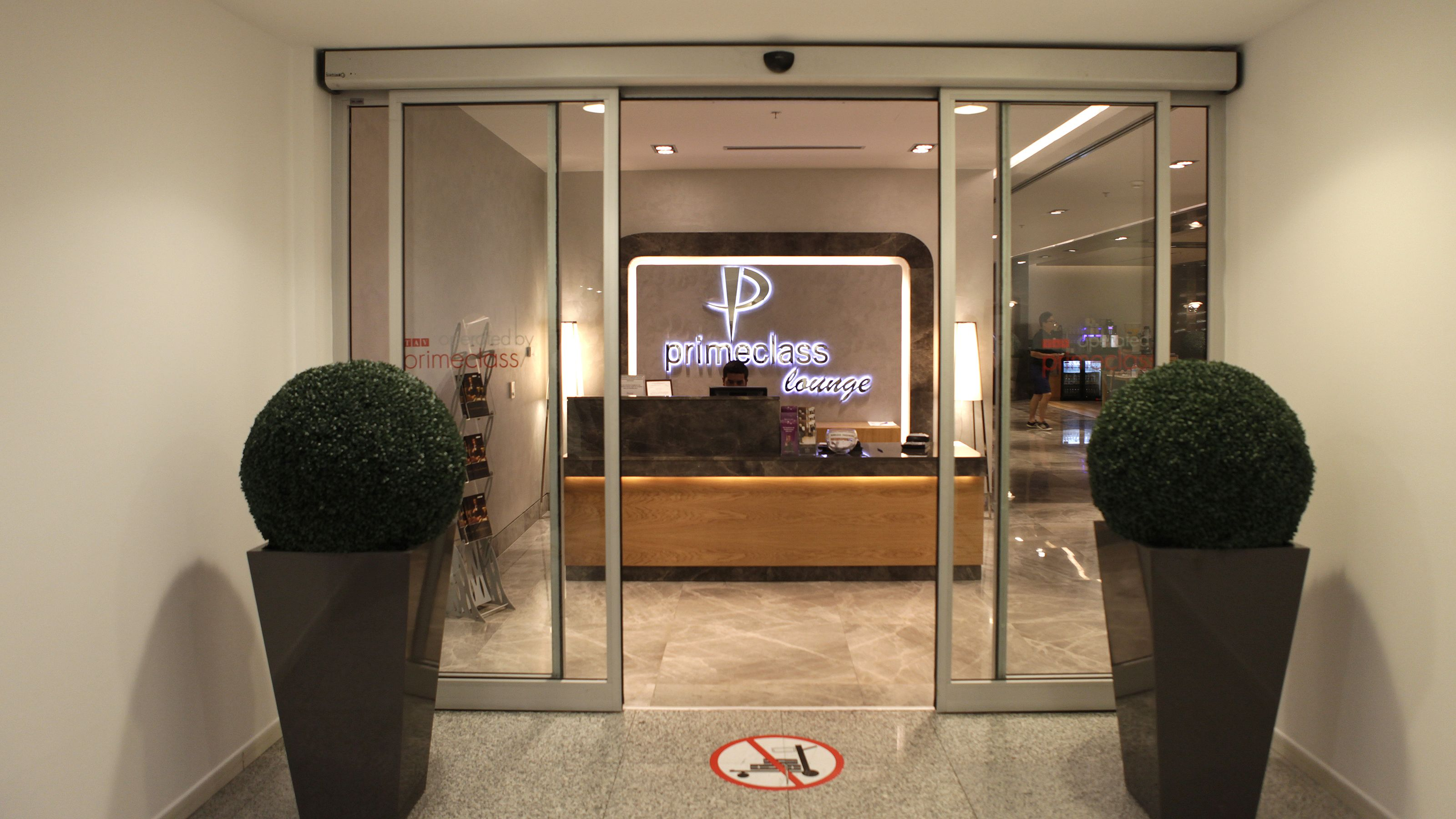 Primeclass International Lounge at Istanbul Atatürk Airport (IST)