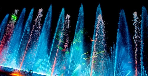 The Dancing Waters Show
