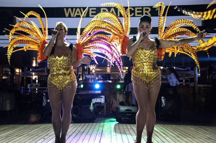 Show item 5 of 7. WaveDancer Fireworks Night