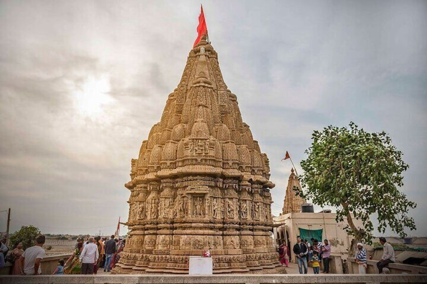 Across The Temples of Gujarat