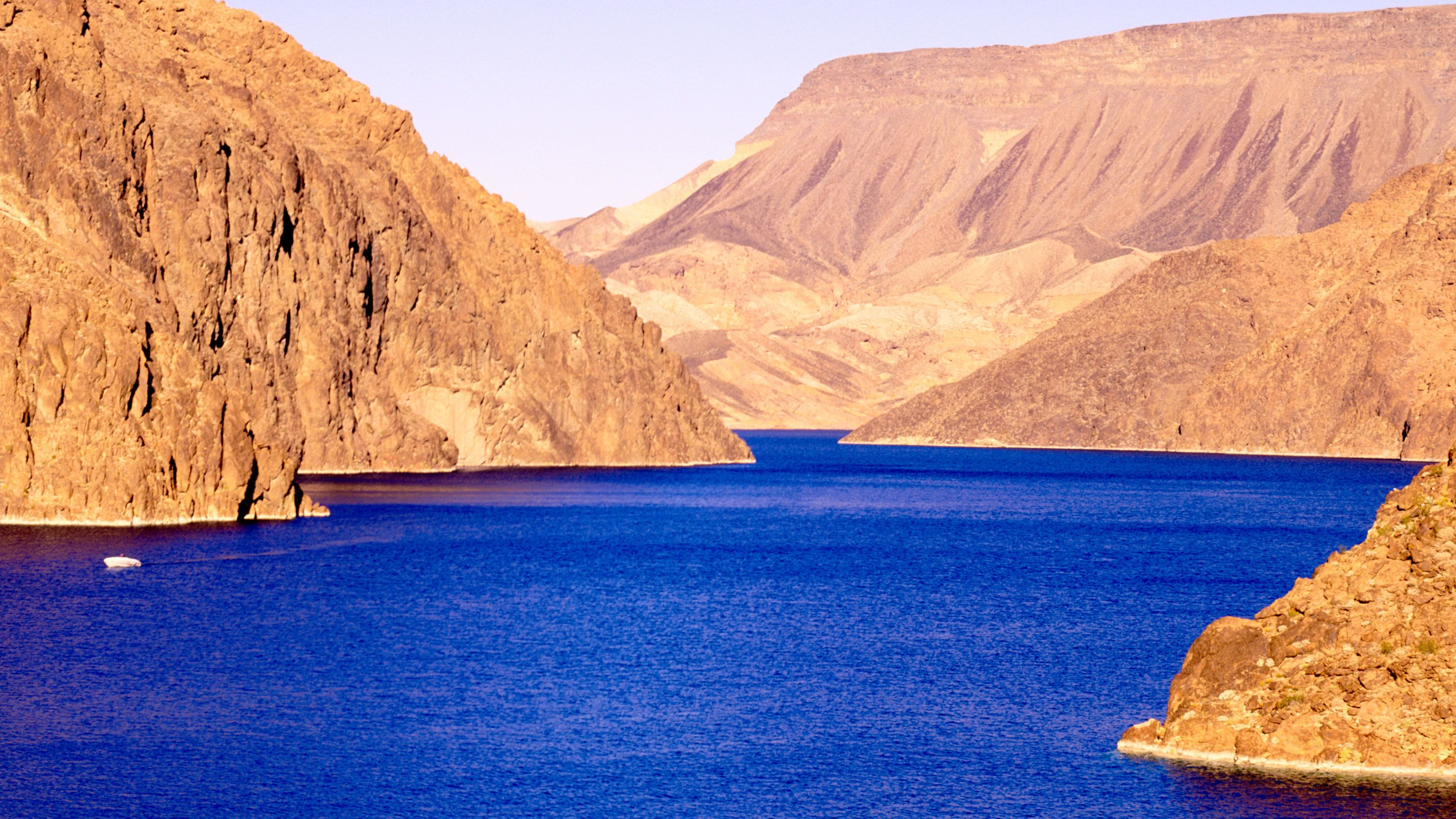 View of Colorado on the Colorado River Scenic Float Trip