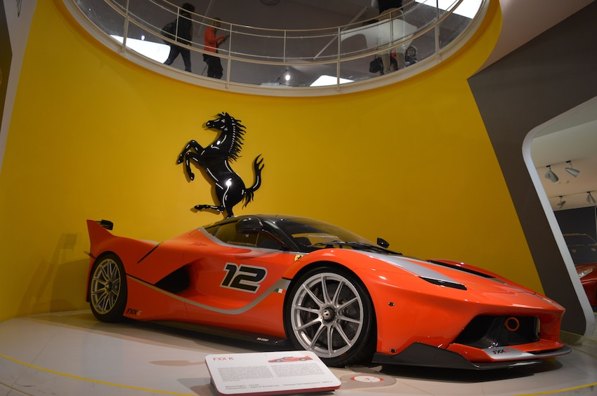 Show item 2 of 7. Food & Ferrari: Full-Day Tour with Lunch