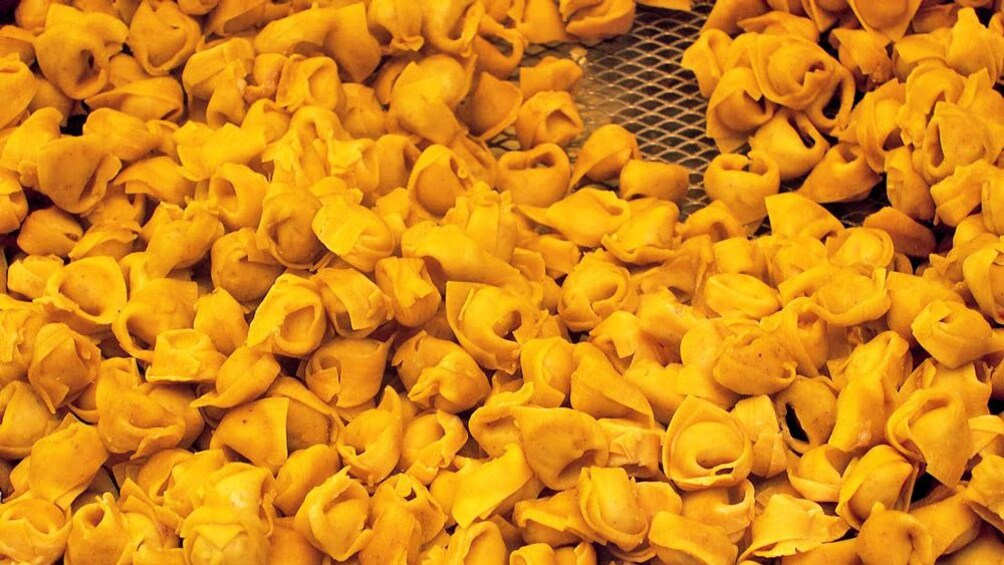 Show item 3 of 8. An image of fresh ravioli
