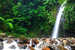 Busay Falls Adventure in Bicol