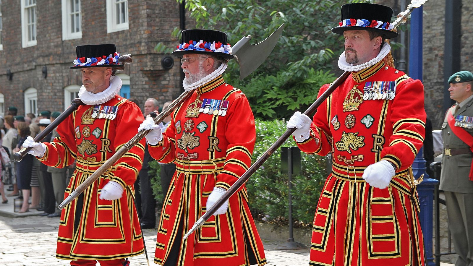 Beefeaters in london