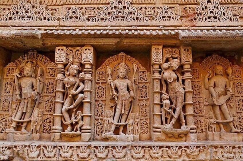 Vadodara to Ahmedabad, Glimpse of Gujarat Tour