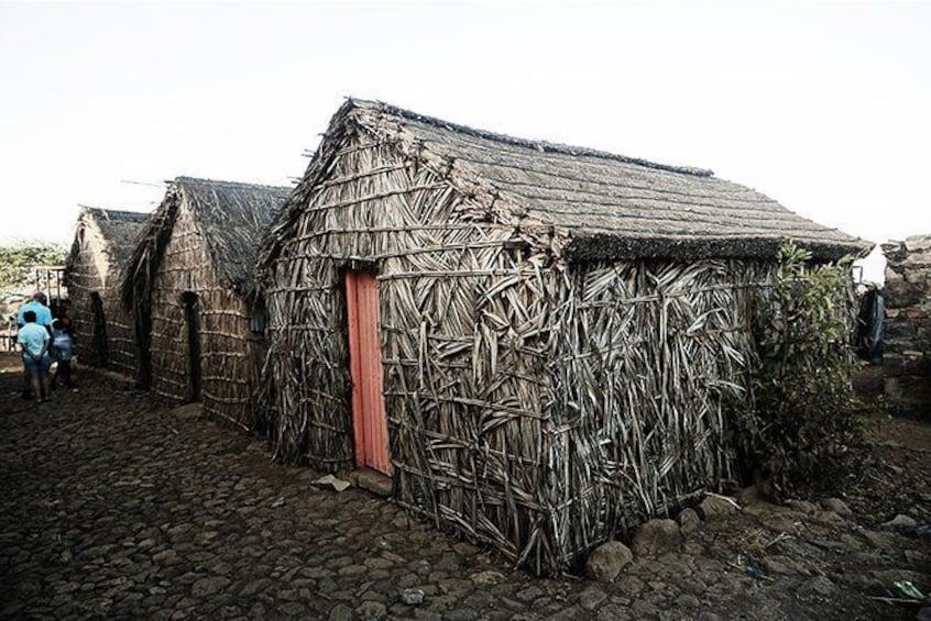 Show item 2 of 14. Santiago Island: Trek from Serra Malagueta to Rabelados Community