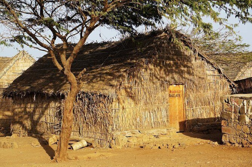 Show item 5 of 14. Santiago Island: Trek from Serra Malagueta to Rabelados Community