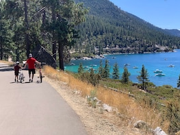 Full Day Bike Rental of Lake Tahoe