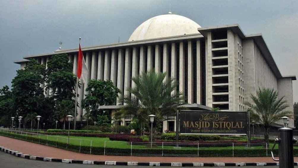 Show item 10 of 10. Istiqlal Mosque