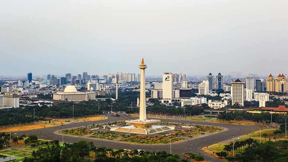 Tur Kota Jakarta Pribadi