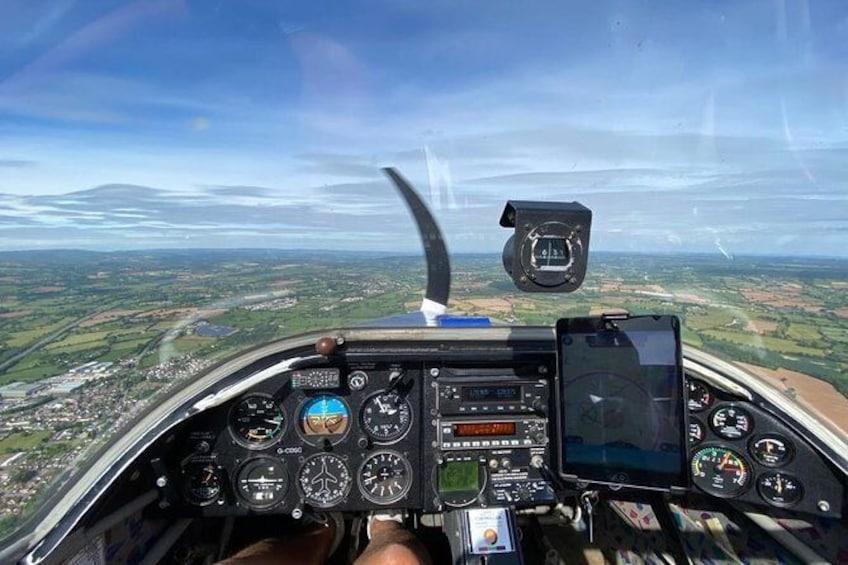 Show item 1 of 4. Gliding Experience in Devon