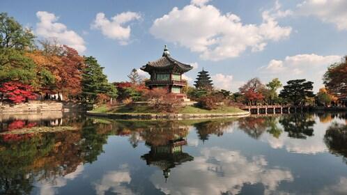 Stunning view of Namsan in Seoul