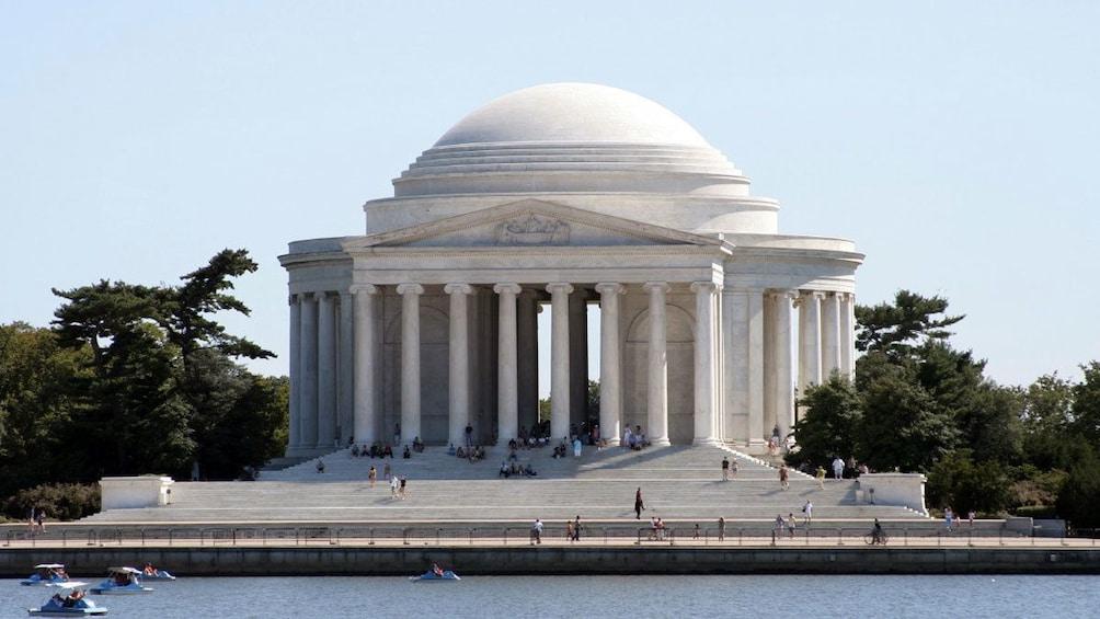 Show item 2 of 6. Thomas Jefferson Memorial in Washington DC