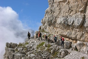 Guided Tour in the Brenta Dolomites