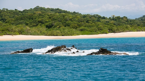 view of beach in mexico