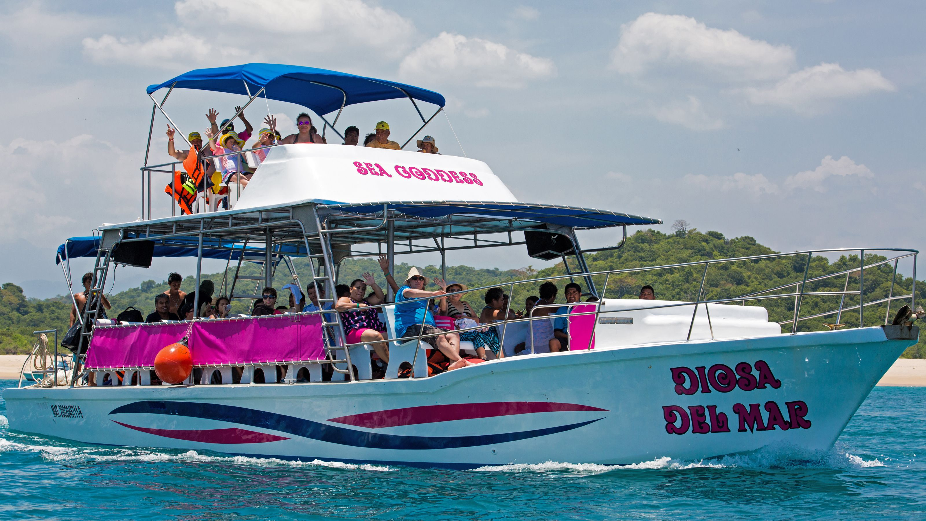 Coastal Bays Boat Tour