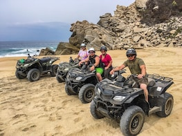 Quad Bike Jungle Tour