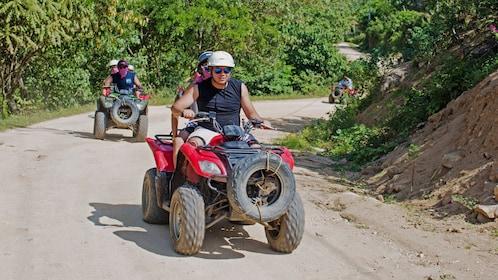 ATV riders in mexico