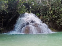 Llano Grande Waterfalls Tour