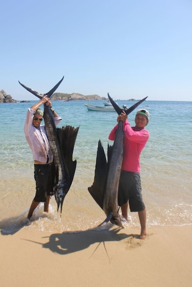 Private Deep Sea Fishing Cruise