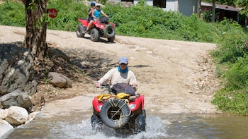 ATV Waterfall & Jungle Tour