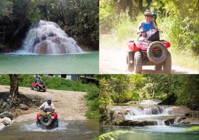 ATV Waterfall & Jungle Tour