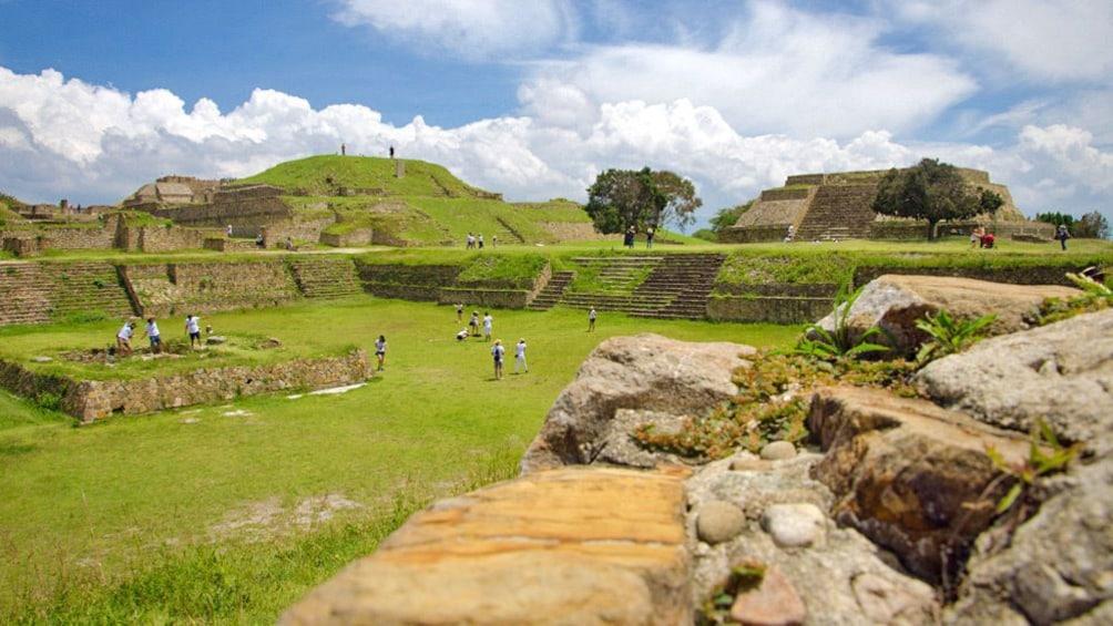 Show item 1 of 5. Aztecan ruins