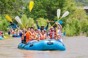 Excursión de rafting
