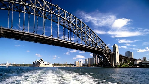 Bridge in Sydney Harbor