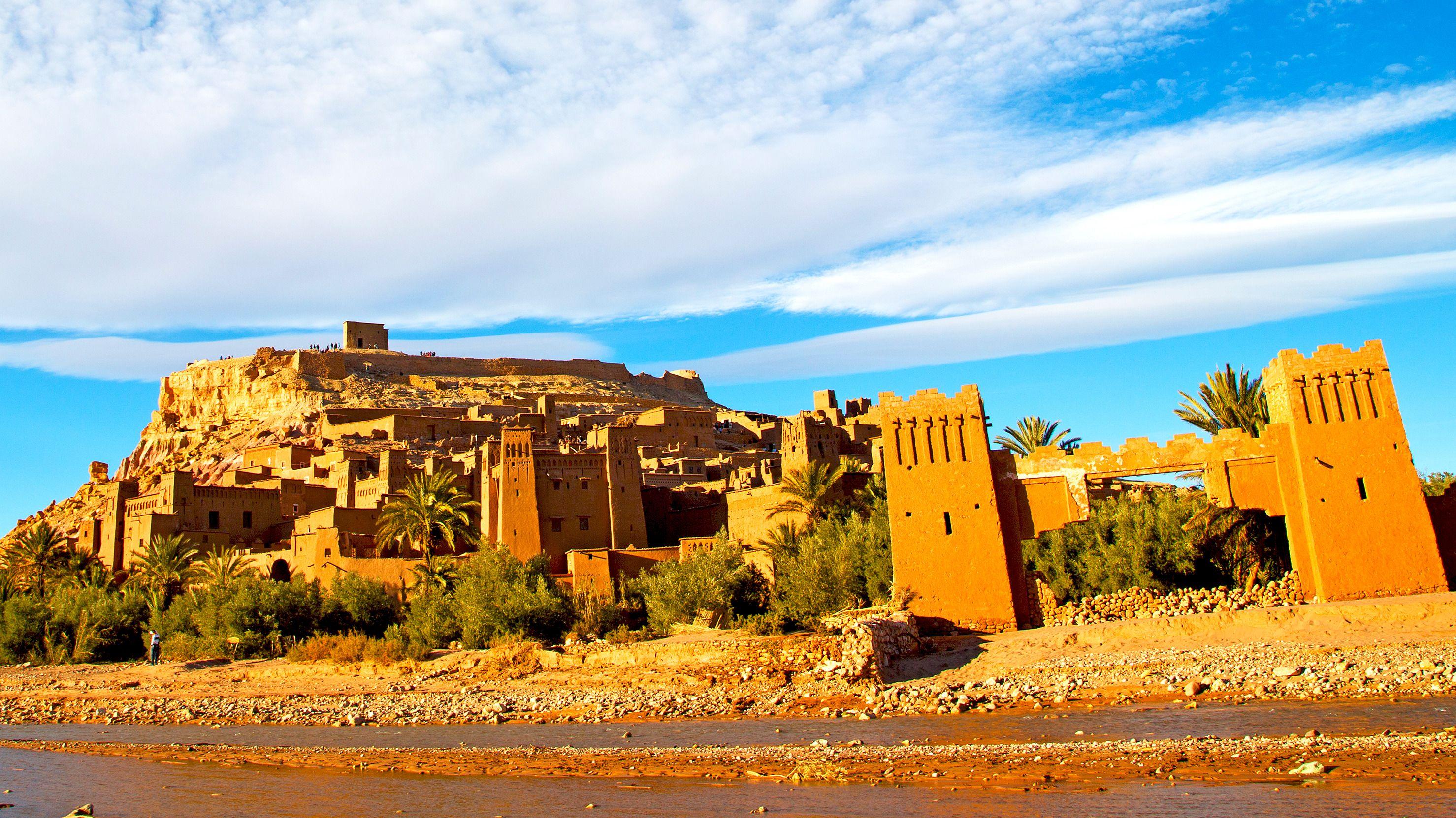 Full Day Trip To Ouarzazate & Ait ben haddou From Marrakech