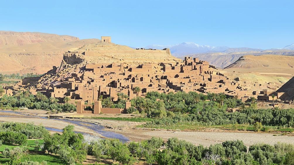 Foto 2 van 5. Aït Benhaddou