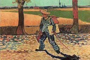 Vincent van Gogh Live Virtual Class, w. Art Historian. For 3 to 5 computers