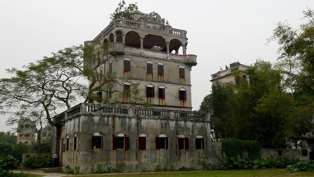 Show item 2 of 5. Old building Kaiping Diaolou