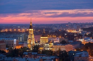 The best of Kharkiv walking tour