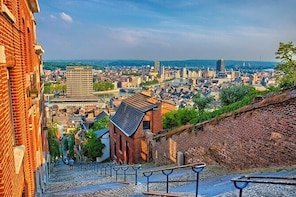 Urban Track Game to Discover Liège Rise of the Dead