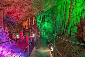 Cave of Zeus & Mountainous East Crete Adventure from Chania