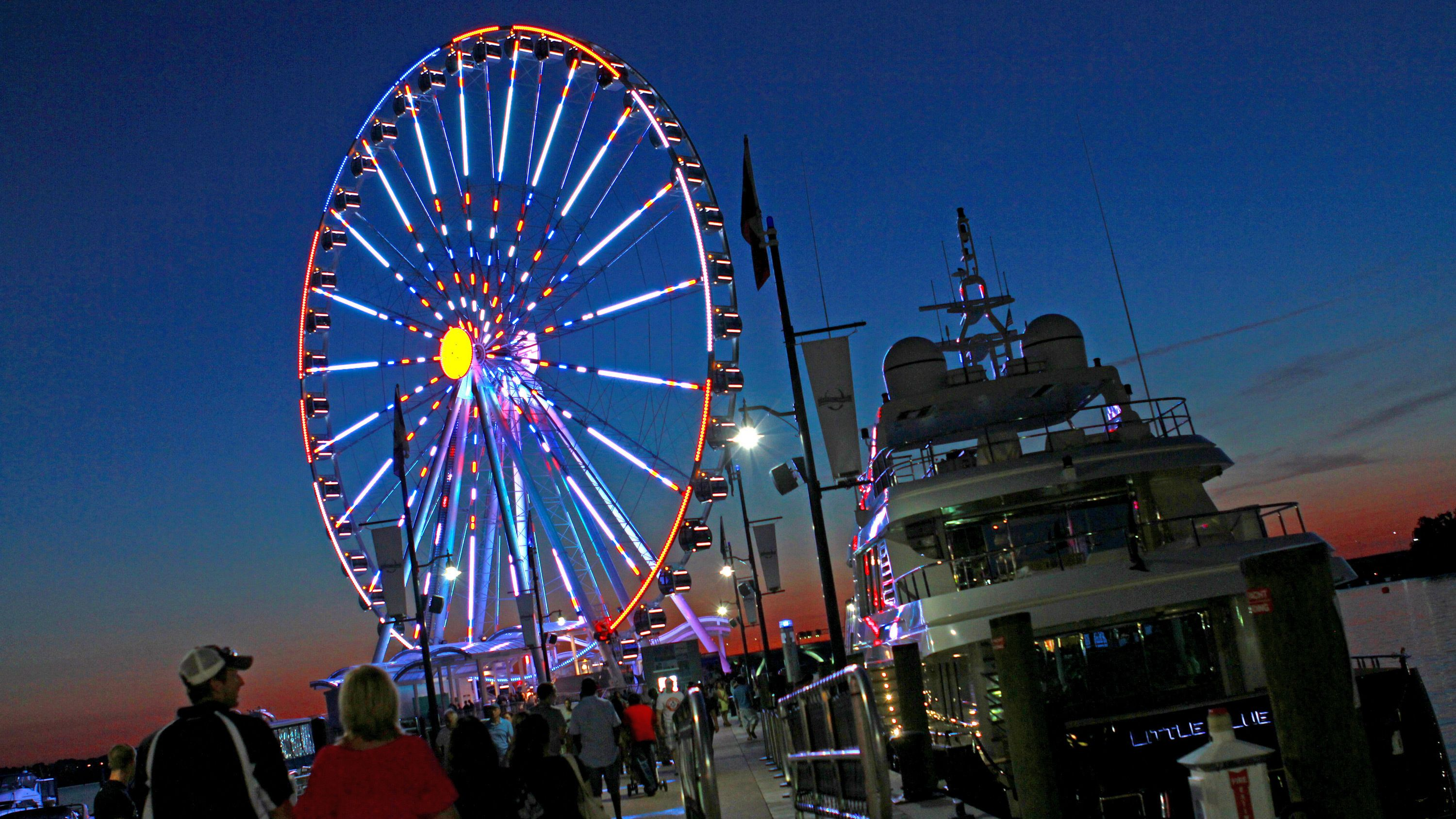 Capital Wheel at National Harbor Tickets