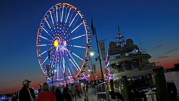 Billetter til Capital Wheel i National Harbor