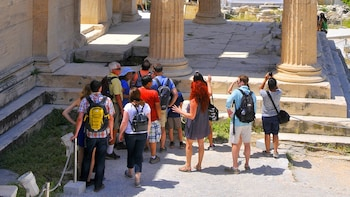 From Port: Skip-the-Line Acropolis & City of Athens Tour