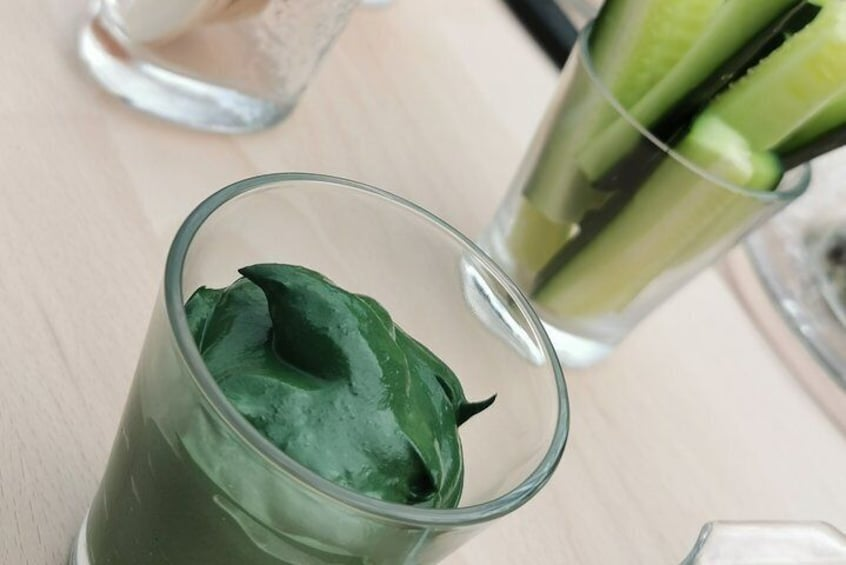 Private Cooking Class with Spirulina in Torreilles