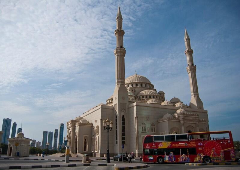 Show item 1 of 6. Sharjah Hop-On Hop-Off Bus Tour