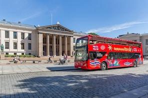 Tur med sightseeingbuss i Oslo