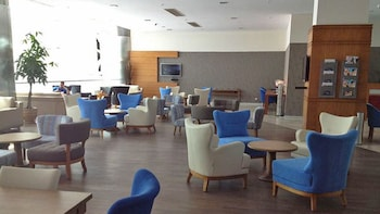 Primeclass Domestic Lounge at Izmir Adnan Menderes Airport (ADB)
