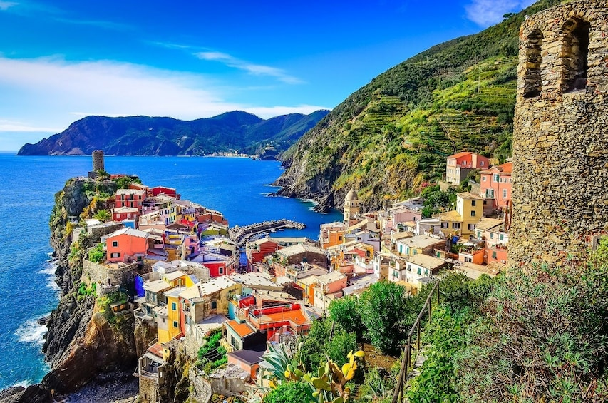 Show item 1 of 9. Best of Cinque Terre: Day Trip from Florence