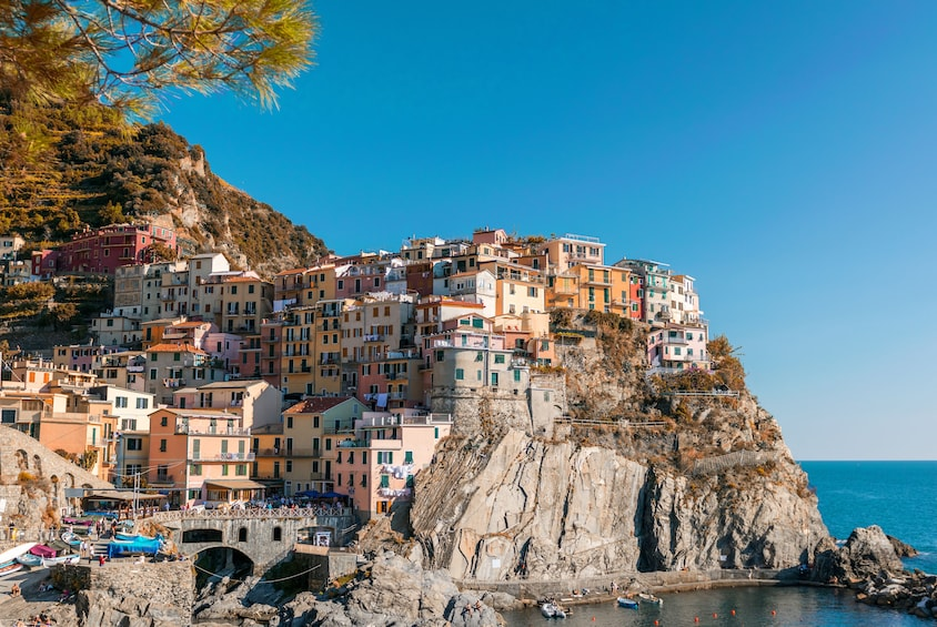 Best of Cinque Terre: Day Trip from Florence