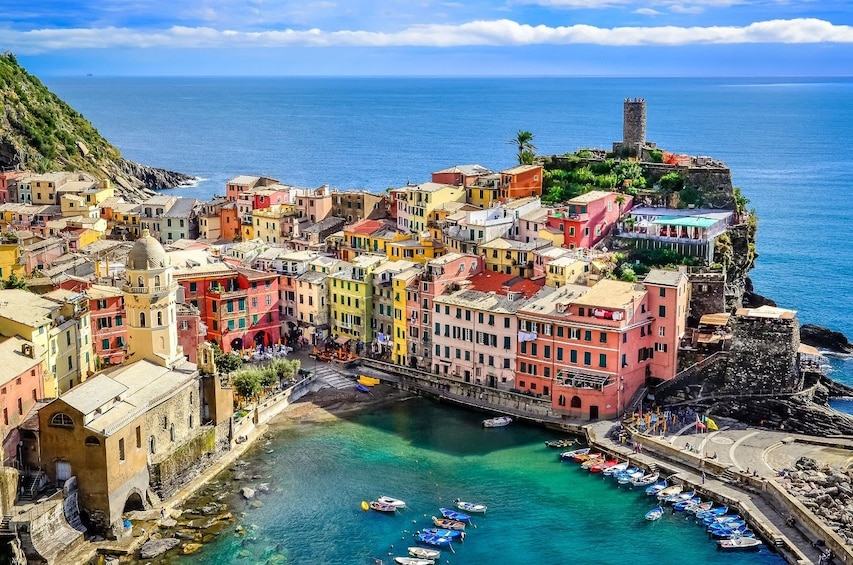 Show item 3 of 9. Best of Cinque Terre: Day Trip from Florence
