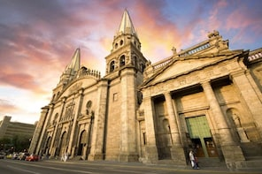 Guadalajara city tour and Tlaquepaque from Guadalajara